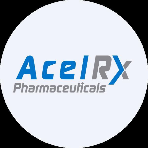 ACRX logo